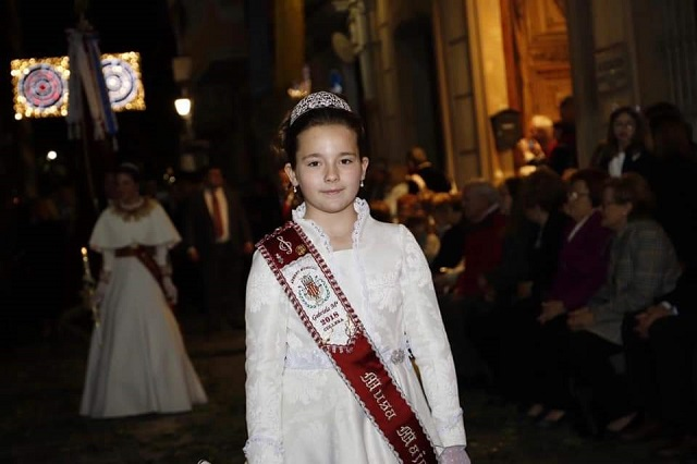 Musa Major infantil-Processó Sant Vicent 2019